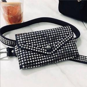 Handbags - 🆕 Studded belt bag